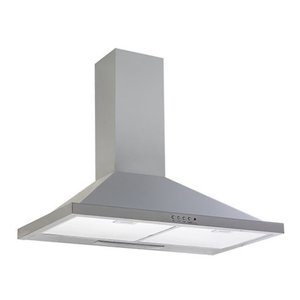XXLselect Hood with integrated Motor | Lights and 3 positions | 60 cm | 650m3 | 2 Filters