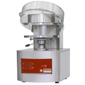 Diamond Pizza Getreidequetsche / Pizza-Formular | Ø 450 mm | 6,8 Kw - 400V | 550x710x (H) 845mm
