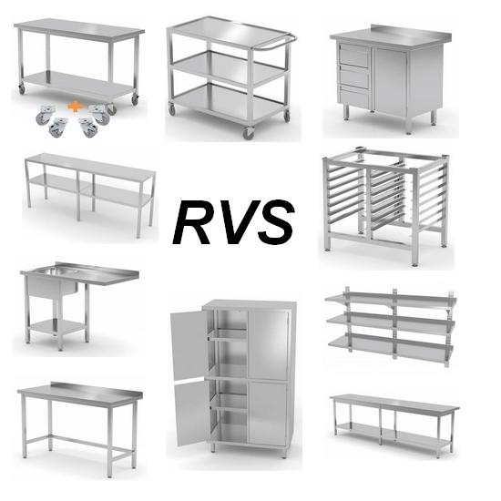 RVS op Maat / Maatwerk RVS