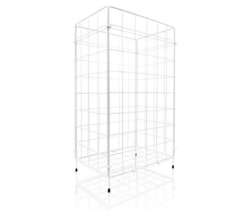 XXLselect Paper Basket Dispenser - 50 Liter - 250x360x (H) 850mm