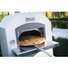 XXLselect Pizza-Ofen SS 'Combi'   Gas   4 Pizzen   500 ° C   700X700X (h) 2030mm