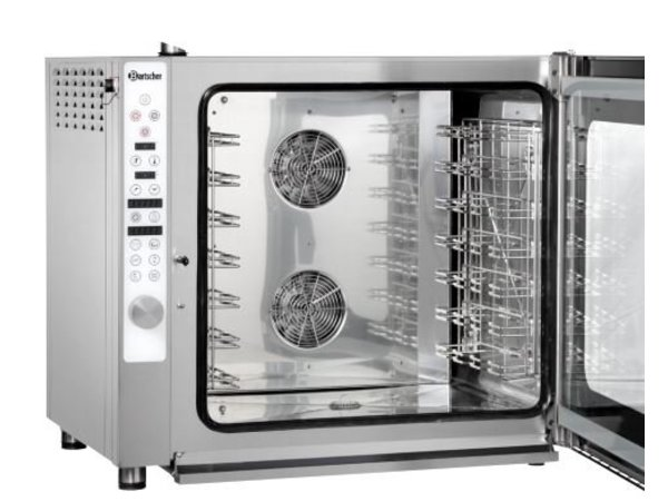 Bartscher Elektro-Kombidämpfer E 5230-5 x 2/3 GN   3,3KW   230v   digital
