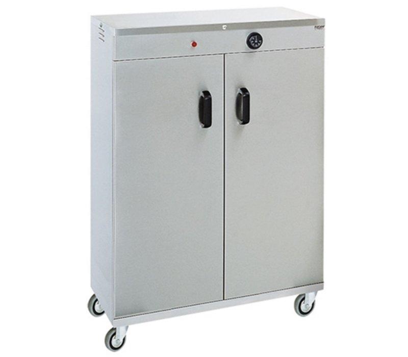 XXLselect Bordenwarmer voor 120 Borden - 1000W - 72x44x(h)101cm