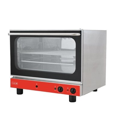 XXLselect Convection Oven 600x400mm 4x + Humidifier | 400V | 730 (b) x598 (d) X724 (H) mm