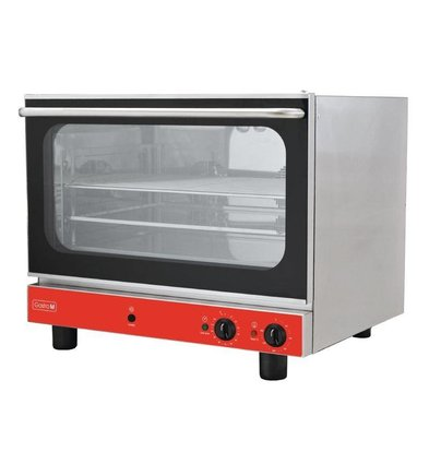 XXLselect Convection Oven 600x400mm 4x + Humidifier | 230 | 724 (b) X730 (d) x598 (H) mm