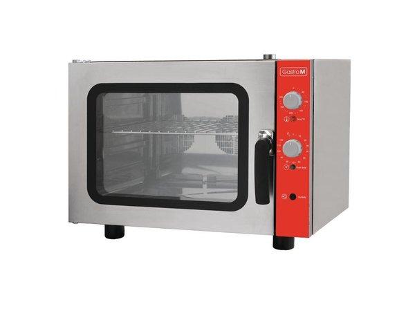 XXLselect Convection Oven 4xGN2 / 3 + Humidifier | 50 ° C - 300 ° C | 230 | 560 (b) X658 (d) x685 (H) mm