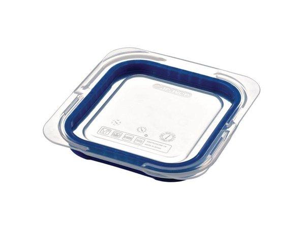 XXLselect Lid Blue ABS - GN1 / 6