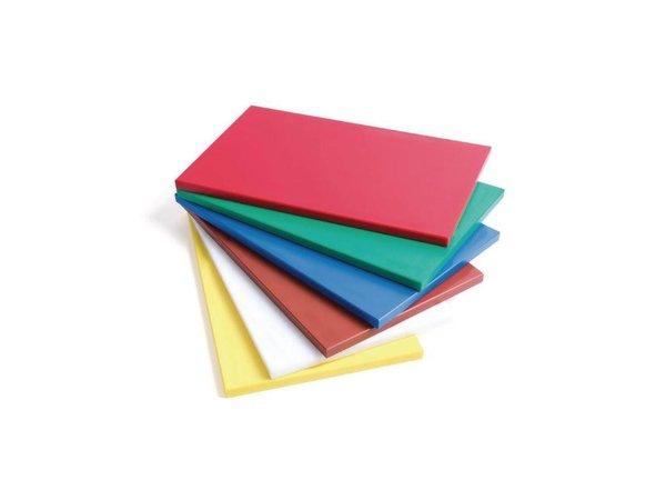 XXLselect Snijplank HACCP | GN1/1 | Glad | Beschikbaar in 6 kleuren