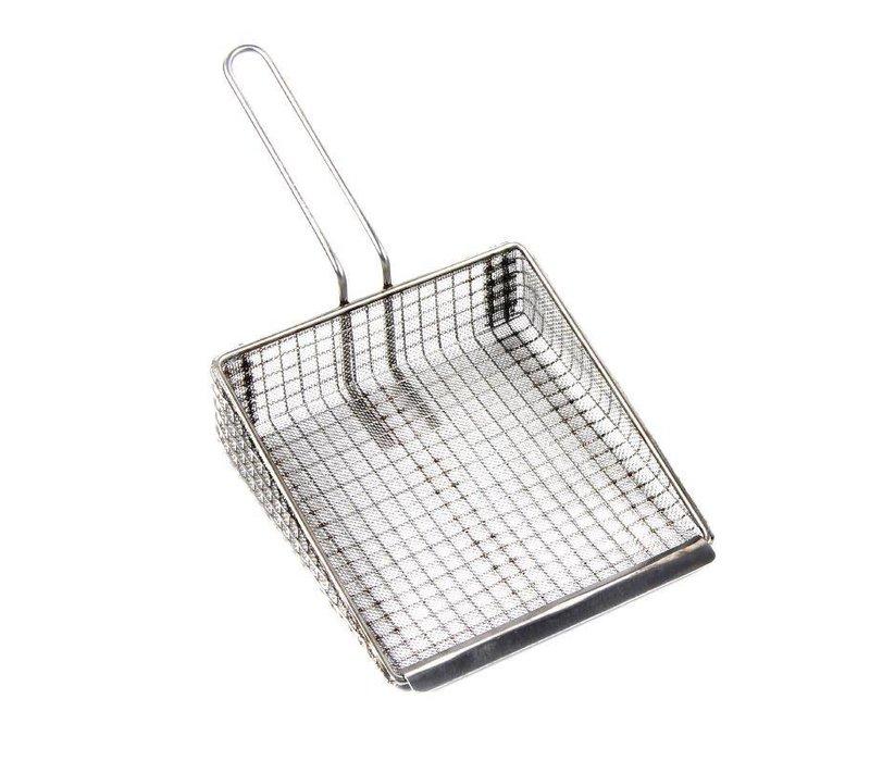 XXLselect Stir frying SS | Stainless steel Handle | Just Gaas | 200x160mm