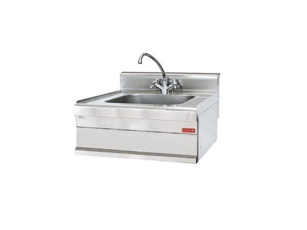 XXLselect Wasbak RVS | Incl. Mengkraan | 650x700x280(h)mm