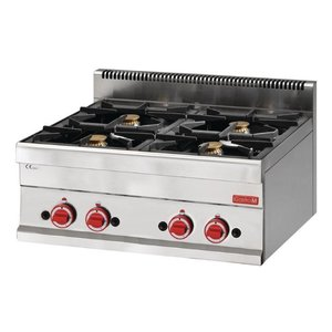 XXLselect Cooker 4 Kernels | 2x 3,6kW and 2x 5kW | 650x400x280 (h) mm