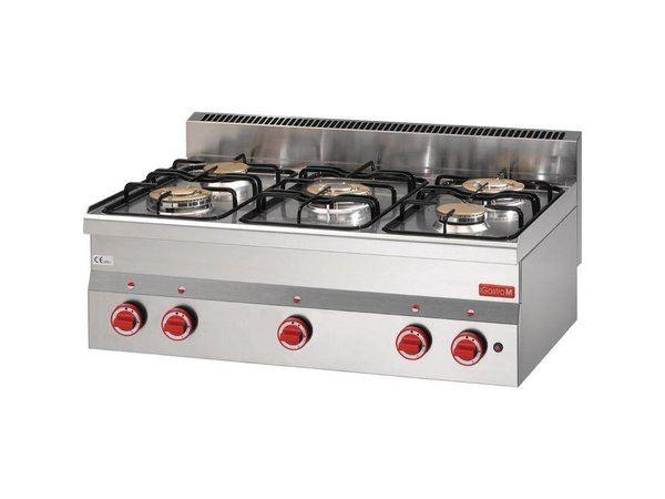XXLselect Cooker 5 Seeds   2x and 3x 2,8kW 3,3kW   600x900x280 (h) mm