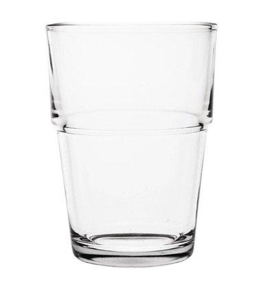 XXLselect Trinkglas Olympia | 200 ml | Pro 12 Stück | stapelbar