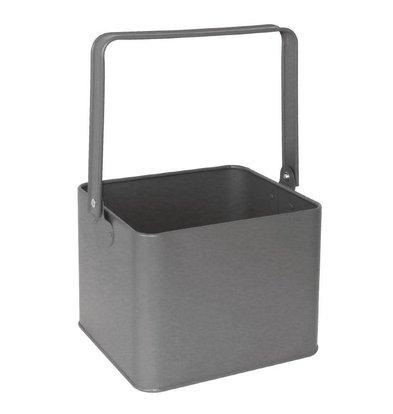 XXLselect Tabelle Veranstalter Grau | Stahl verzinkt | 155x135x180 (h) mm