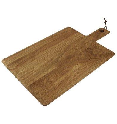 XXLselect Plank Eikenhout | 350x260mm |Handgreep 110mm