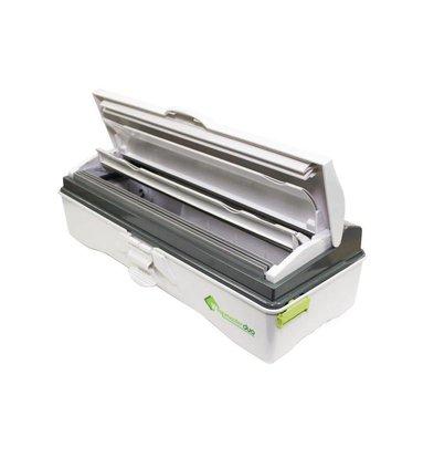 XXLselect Wrapmaster Duo Dispenser | voor Keukenfolies | 450mm