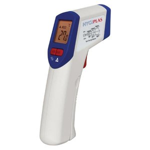 XXLselect Thermometer Infrarood | -20 tot +320°C |  Incl. 9V Batterij