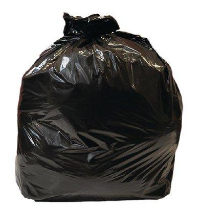 XXLselect Vuilniszakken Zwart | 10kg | Per 10 Stuks