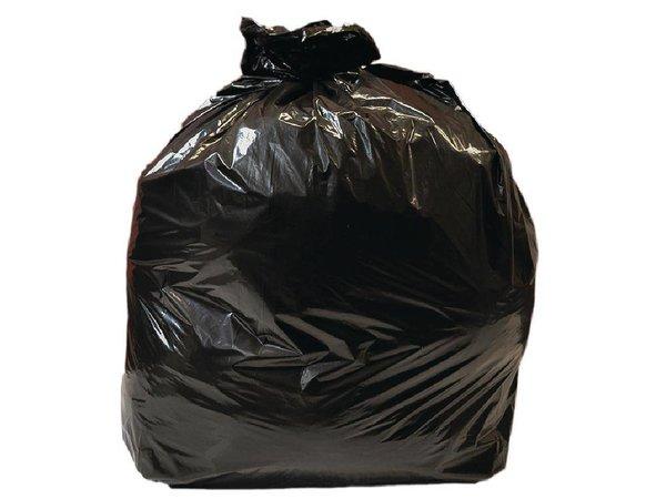 XXLselect Vuilniszakken Zwart   10kg   Per 10 Stuks