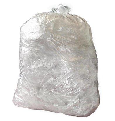 Jantex Vuilniszakken Transparant | 10kg | Per 200 Stuks