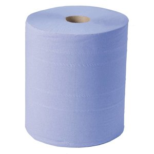 XXLselect Toiletpapier Blauw Maxi | 2-Laags | 288m x 230mm | Verpakt per 2