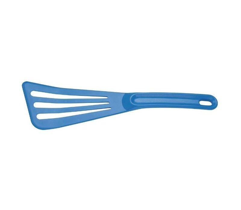 XXLselect Geperforeerde Spatel | Glas Versterkt Nylon | 305(l)mm | Blauw