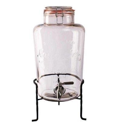 Olympia Glazen Waterdispenser op Standaard | 8,5 Liter