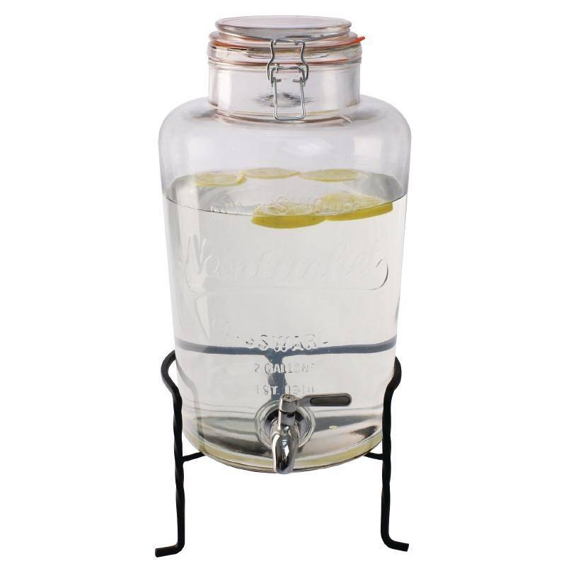 hoeveel glazen water is 1 liter