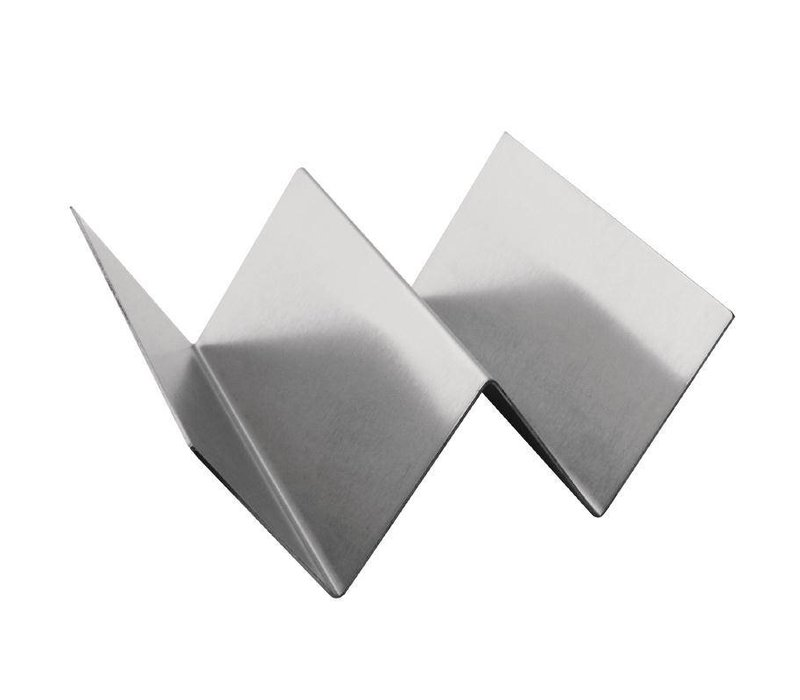 XXLselect Tacohouder RVS - 114x135x55(h)mm