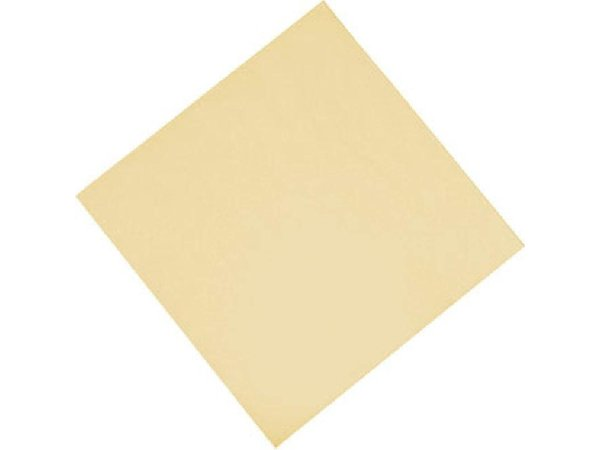 XXLselect Papieren Servetten Crème | 2-Laags | 330x330mm | Per 1500 stuks