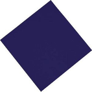 XXLselect Papieren Servetten Blauw | 2-Laags | 330x330mm | Per 1500 stuks