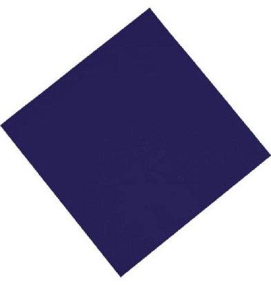 Fasana Papieren Servetten Blauw | 2-Laags | 330x330mm | Per 1500 stuks