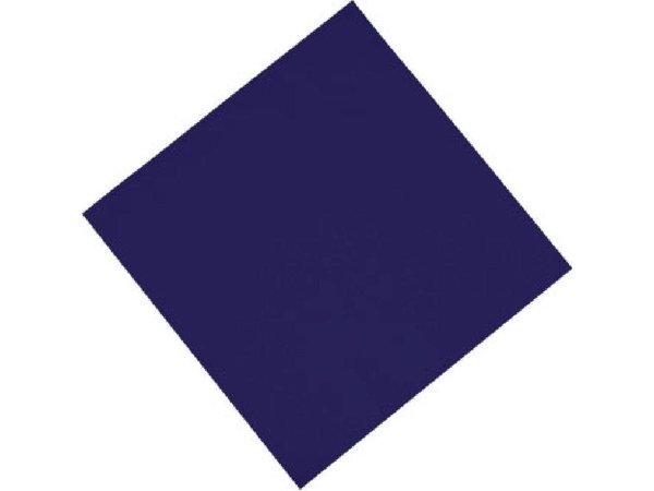 XXLselect Papieren Servetten Blauw   2-Laags   330x330mm   Per 1500 stuks