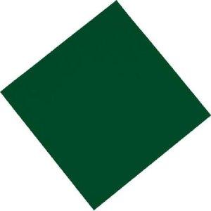 XXLselect Papieren Servetten Groen | 2-Laags | 330x330mm | Per 1500 stuks