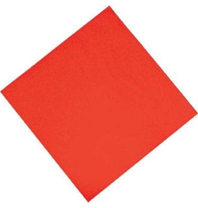 Fasana Papieren Servetten Rood | 2-Laags | 330x330mm | Per 1500 stuks