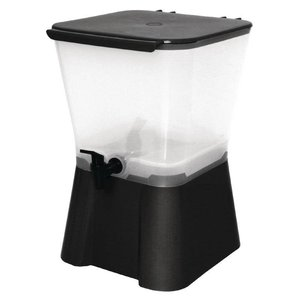 XXLselect Waterdispenser Zwart - 11 Liter - 300x300x420(h)mm