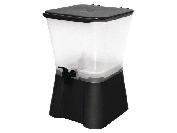 XXLselect Waterdispenser Zwart - 11 Liter - 300x300x420(h)mm