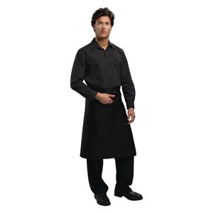 XXLselect Horeca Sloof Zwart - Uniform Works - 100x70mm - Unisex