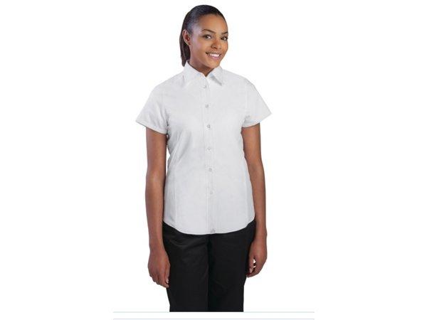 Chef Works Cool Vent Chef Shirt - Wit - Beschikbaar in vier maten - Dames
