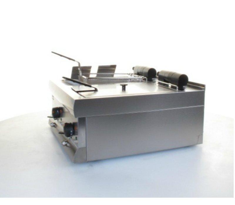 Lincat Friteuse Lincat | 2x9 Liter | 2x3kW | 600x600x(h)335mm