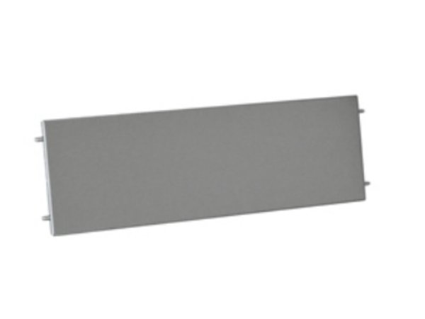 Diamond Frontal Plinth stainless steel | 300x175 (h) mm