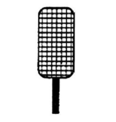 Diamond Edelstahlkorb für Nudelkocher | Frontal Griff | 165x295x230 (h) mm