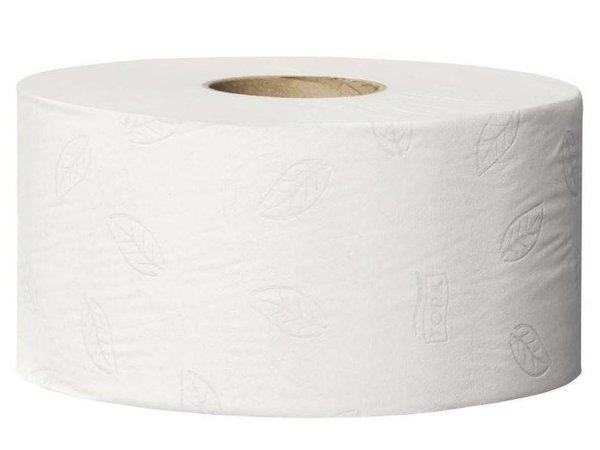 XXLselect Toiletpapier Mini Jumbo | Gerecycled 2 Laags | Prijs per 12 Rollen