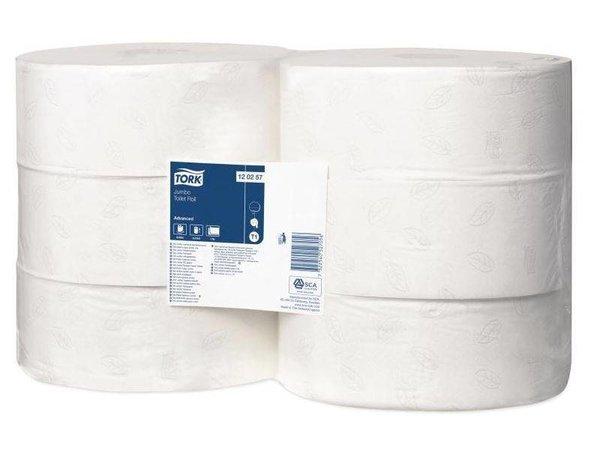 XXLselect Toiletpapier Jumbo | 2 Laags | Prijs per 6 Rollen x 360m
