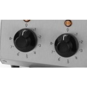 Hendi Timer button Hendi Sandwich iron | HE261163