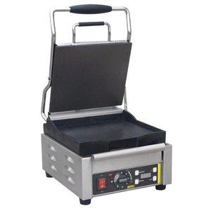Buffalo Kontakt Grill Heavy Duty - Smooth - 29x40x (h) 24cm - 2000W - Digital-