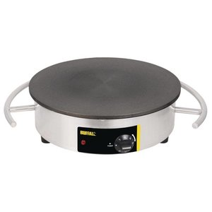 Buffalo Pancake Machine | Single | Electrical | 40 cm