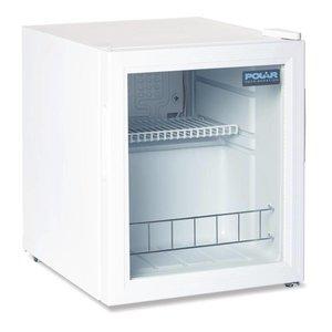 Polar Kühlschrank - Tischplatte - 46 Liter - 43x48- (h) 51cm