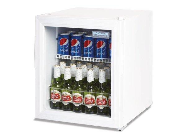 Minibar Kühlschrank Polar : Polar kühlschrank tischplatte liter h cm
