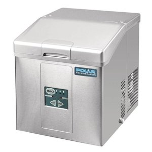 Polar Ice machines with removable stock Basket - Adjustable three dimensions - 15kg / 24h - 2 year warranty